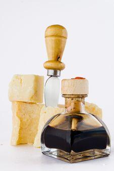 Free Balsamic And Parmesan Stock Photo - 17726790