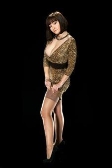 Free Sexy Girl Stock Image - 17727491