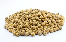 Free Roasted Chickpea Royalty Free Stock Images - 17727669