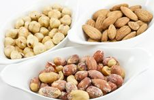 Free Various Nuts Stock Image - 17727981