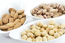 Free Various Nuts Stock Image - 17728101