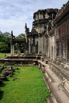 Free Angkor Wat Stock Photography - 17728482