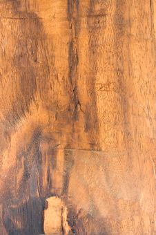Free Brown Hardwood Texture Royalty Free Stock Photography - 17728827
