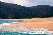 Free Sand Beach Stock Image - 17729111