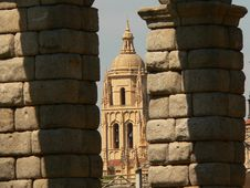 Free Segovia Cathedral Royalty Free Stock Photography - 17729417