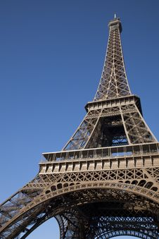 Free Eiffel Tower Stock Image - 17729951