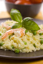 Free Risotto With Seafood Stock Photography - 17734302