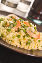 Free Risotto With Seafood Royalty Free Stock Photography - 17734347