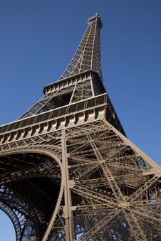 Free Eiffel Tower, Paris Stock Photos - 17730043
