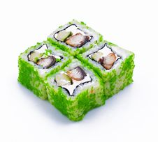 Free Rolled And Sushi Stock Photography - 17730082