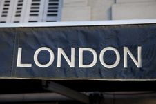 Free London Royalty Free Stock Photo - 17730175
