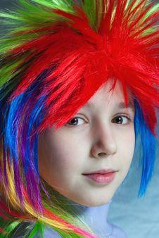Free Cute Girl Stock Photos - 17731123