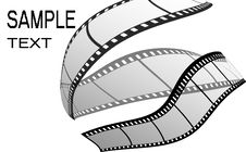 Free Film Strip Royalty Free Stock Image - 17731166