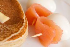 Free Pancake Breakfast Stock Photography - 17731652