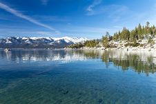 Free Lake Tahoe Royalty Free Stock Photos - 17732138