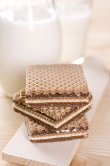 Free Wafers Royalty Free Stock Photography - 17734207