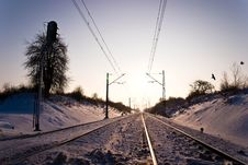 Free Railway Stock Photo - 17735900
