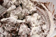 Free Baking Chocolate Cake Stock Photo - 17737530