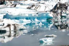 Free Jokulsarlon Lake In Iceland Stock Image - 17737821