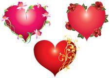 Free Red Hearts. Stock Photography - 17738242