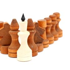Free King Of A Chess Game Royalty Free Stock Photo - 17738365