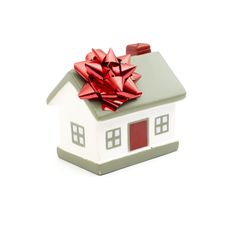 House Gift For You Stock Photos