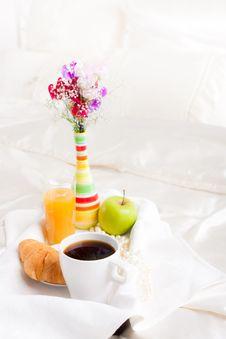 Free Beautiful Breakfast Royalty Free Stock Photo - 17739575