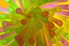 Free Colorful Straws Stock Photos - 17739803