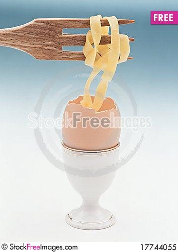 Free Italian Pasta Royalty Free Stock Photo - 17744055