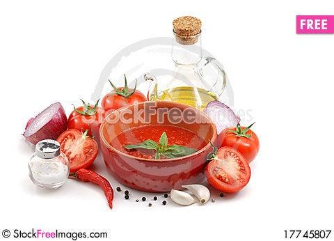 Free Italian Seasoning Royalty Free Stock Photography - 17745807
