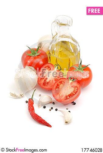 Free Italian Seasoning Royalty Free Stock Photos - 17746028