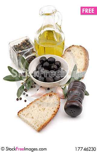 Free Olive Oil Stock Photo - 17746230