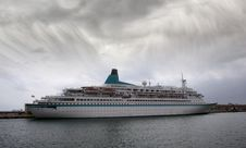 Free Cruise Tied Up Stock Images - 17740974