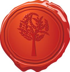 Free Seal With Tree Stock Images - 17741534