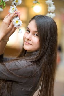 Free Beautiful Asian Girl Stock Images - 17741654
