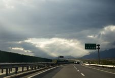 Free High-speed Highway Stock Photography - 17741752