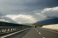 Free High-speed Highway Royalty Free Stock Images - 17741779