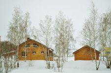 Free Wooden Home, Horizontal Stock Photo - 17741810