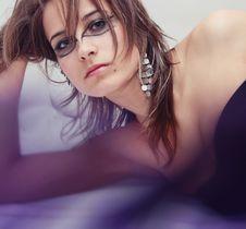 Free Fashion Beautiful Girl Stock Images - 17742534