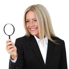 Free Business Woman Stock Image - 17742781
