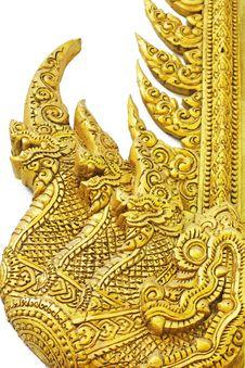 Free King Of Nagas Royalty Free Stock Image - 17743626
