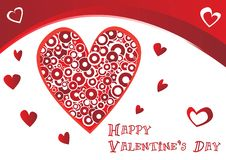 Free Beautiful Valentine S  Card Stock Photography - 17744012