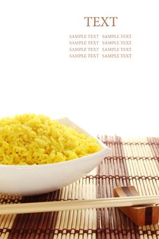 Free Bowl Of Rice Stock Photos - 17744643