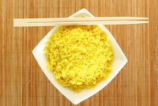 Free Bowl Of Rice Stock Photo - 17744990