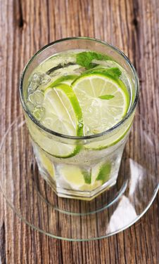 Free Glass Of Cold Drink Royalty Free Stock Photo - 17745475