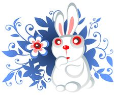 Free Easter Rabbit Stock Photo - 17746000