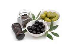 Free Olives Royalty Free Stock Photography - 17746087