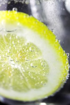 Free Lemon And Drops Stock Photo - 17746240