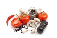 Free Italian Food Stock Image - 17746341