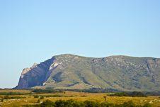 Free Angar-Burun Peak Of Chatyr-Dag Mountain Royalty Free Stock Image - 17746406